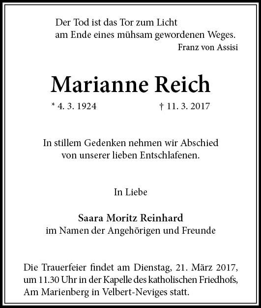 18.03_Reich, Marianne