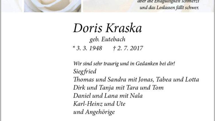 Doris Kraska
