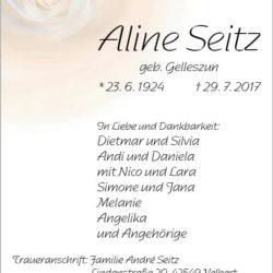 Aline Seitz