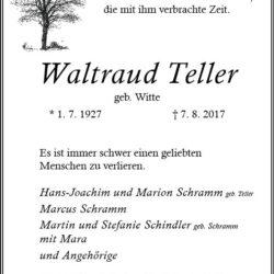 Waltraud Teller