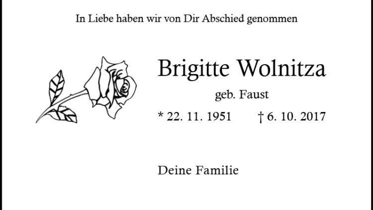Brigitte Wolnitza