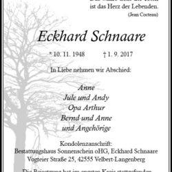 Eckhard Schnaare