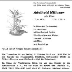 Adelheid Millauer