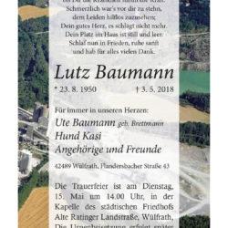 Lutz Baumann