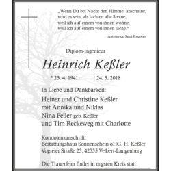 Heinrich Keßler