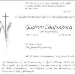 Gudrun Laufenberg