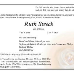 Ruth Steeck
