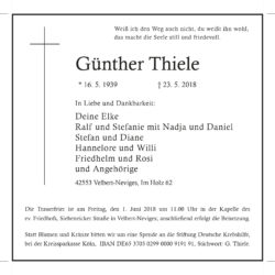 Günther Thiele