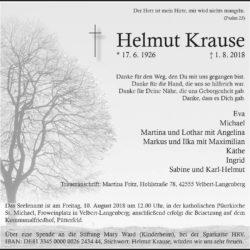 Helmut Krause