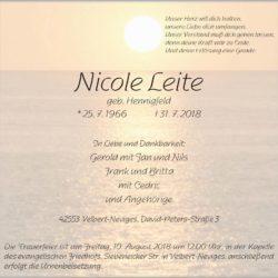Nicole Leite