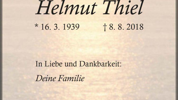Helmut Thiel